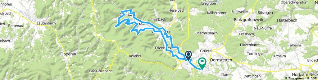 Tour de Dietersweiler 2017