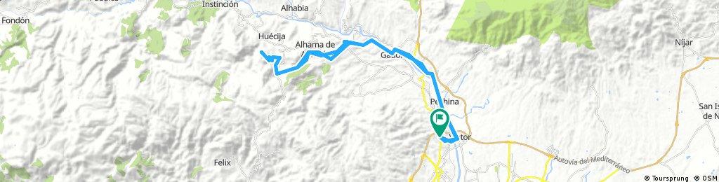 Huercal - Cerro de la Cruz