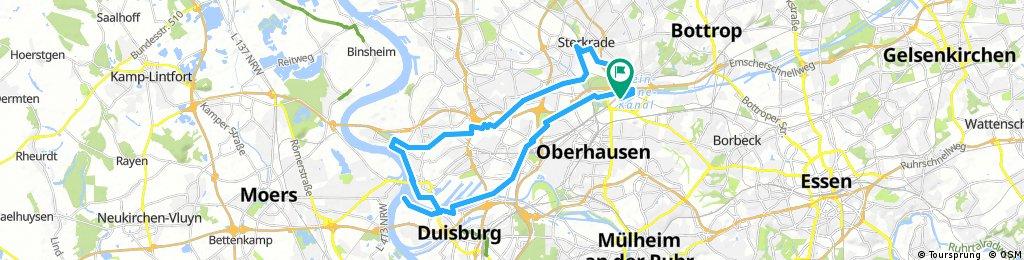 OB Neue Mitte - Reinorange