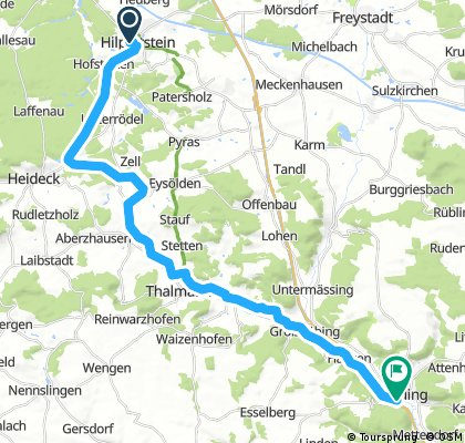 Gredl-Radweg