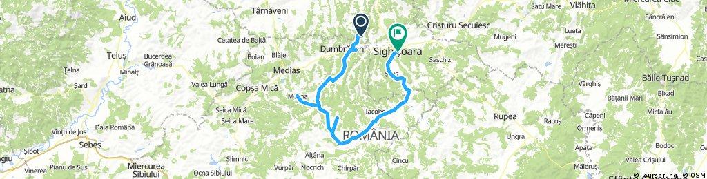 Prod - Mosna - Sighisoara