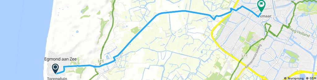 Egmond - Alkmaar