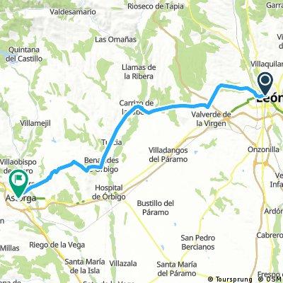 Camino Tag 7