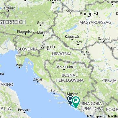Project Sixty - 2013 - Wien nach Dubrovnik