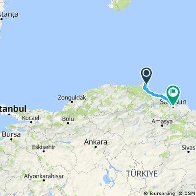 Project Sixty - 2015 - Istanbul nach Samsun