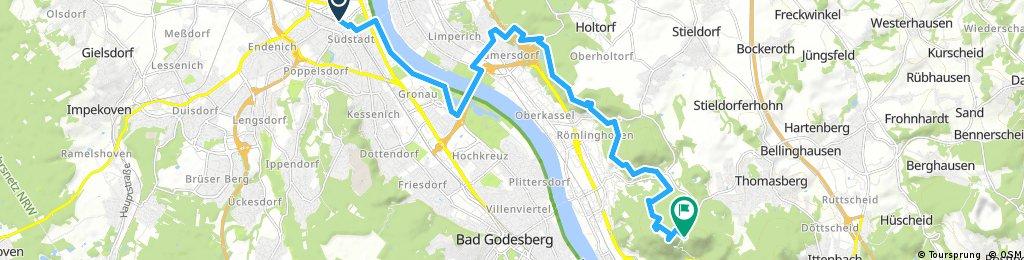 Rheinsteig Etappe 1