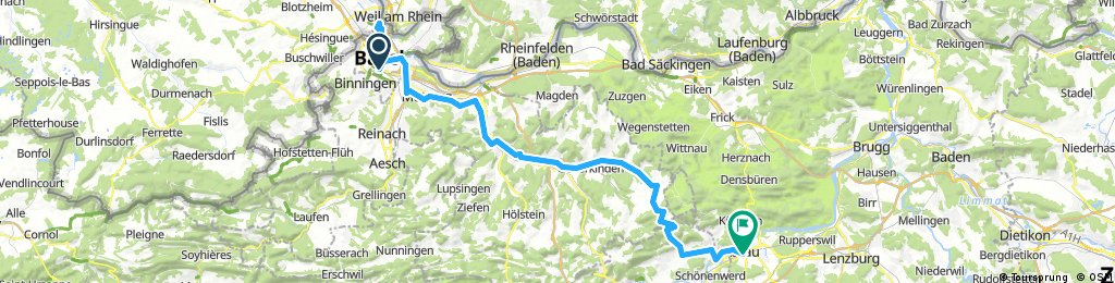 Basel - Aarau