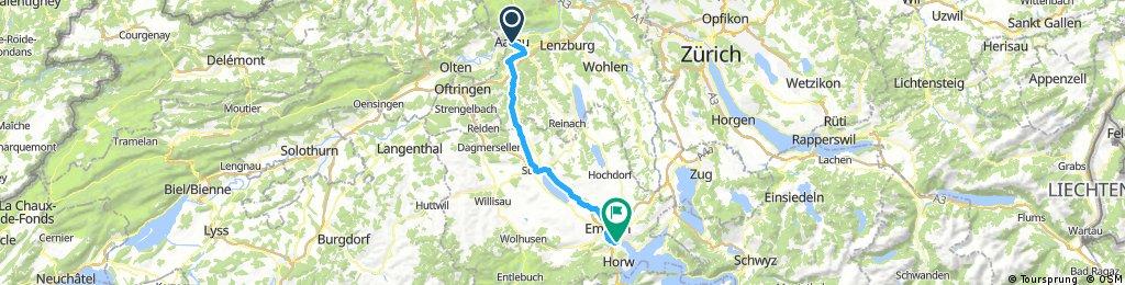 Aarau - Luzern