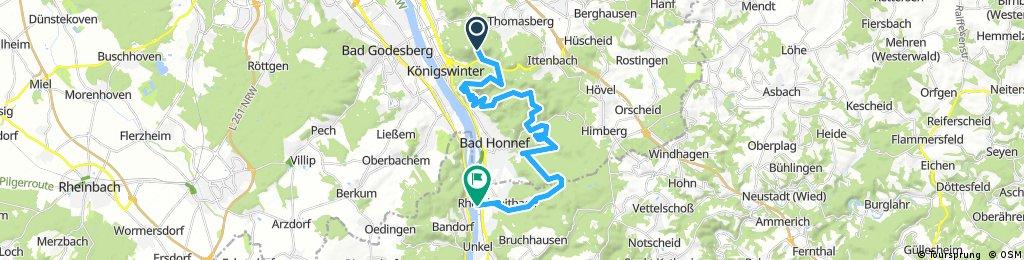 Rheinsteig Etappe 2
