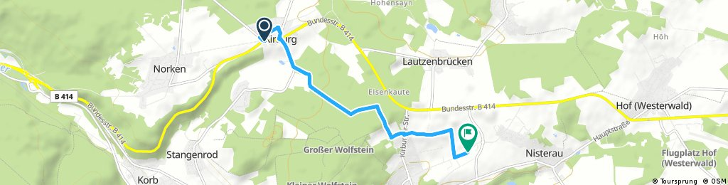 Kirburg Gartencenter - Bad Marienberg Aldi