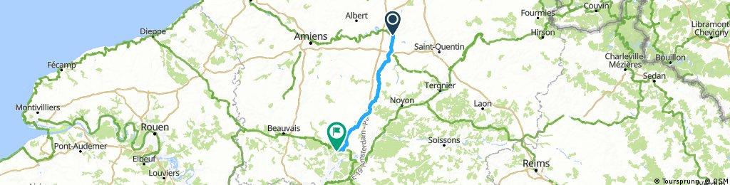 J002 - 1er Juin - Péronne to Clermont (ok)