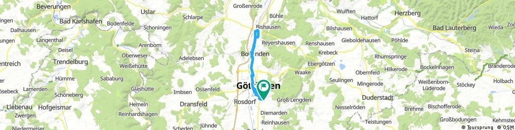 Geismar - Nörten-Hardenberg - Geismar
