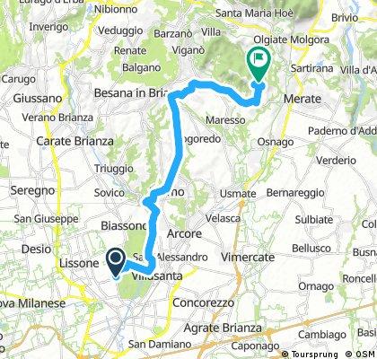 Cinisello-Montevecchia