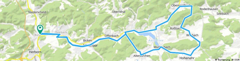 Aartal-Eiserne Hand-Oberweidbach