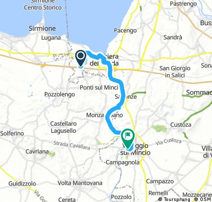 ride from 23 Settembre, 09:54