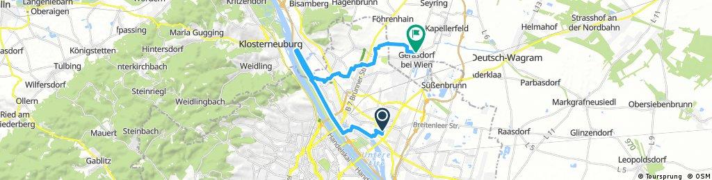 Donauinsel - Marchfeldkanal