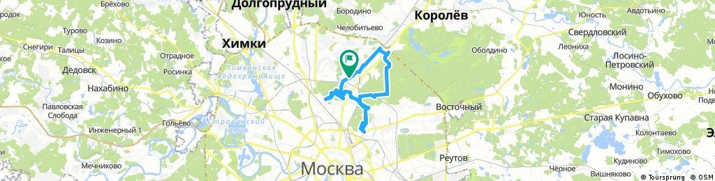 лосинка-сокольники-останкино