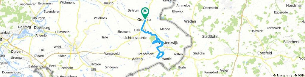 50km Groenlo - Bekendelle