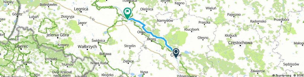 Opole - Wrocław
