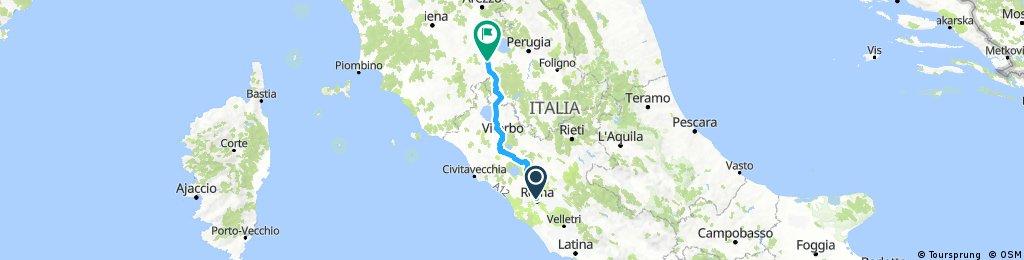 Roma - Chiusi