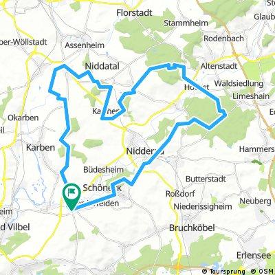 Kloster Engelthal_45km
