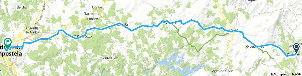 Camino Tag 11