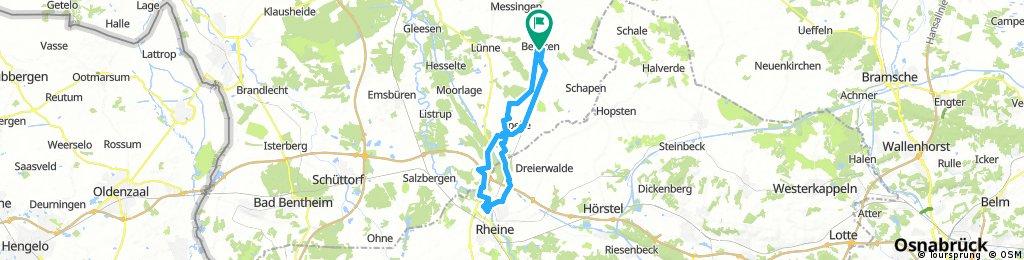 Salinen - Rheine