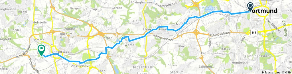 Dortmund - Bochum