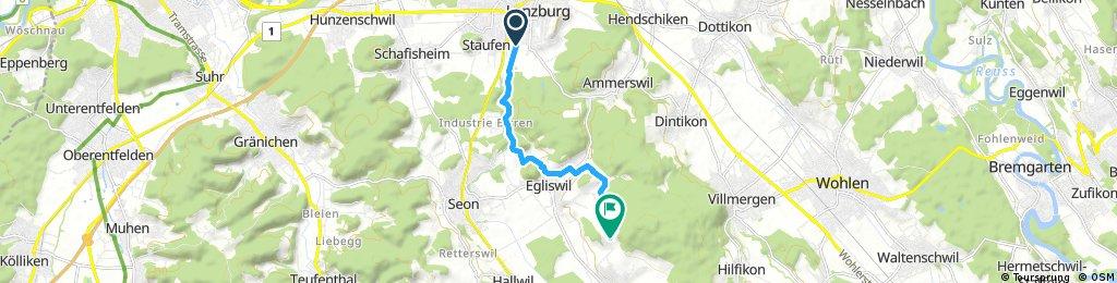 lenzburg - Eichberg