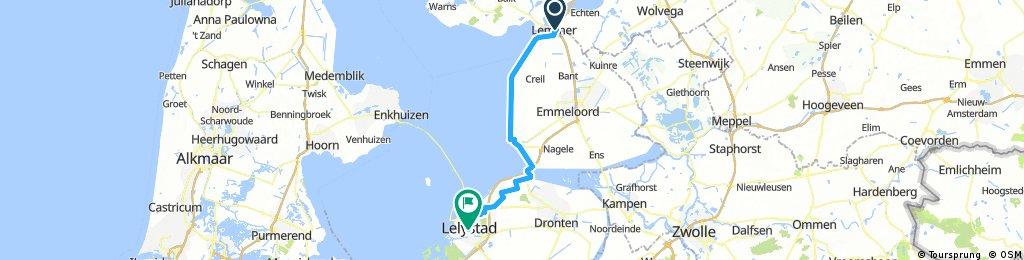 18-16 Lemmer -  Lelystad