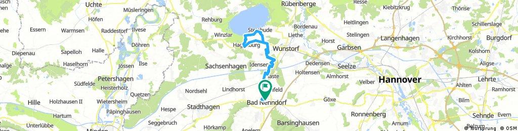 2017-09-27 Radtour nach Steinhude