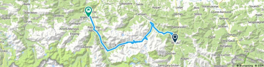 8-ARREAU-COL ASPIN-TOURMALET-ARGELES GAZOST