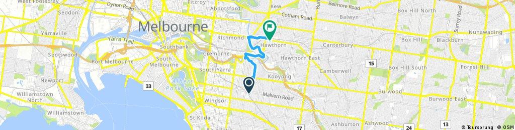 Route for Luke G