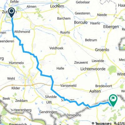 Zutphen - Barlo