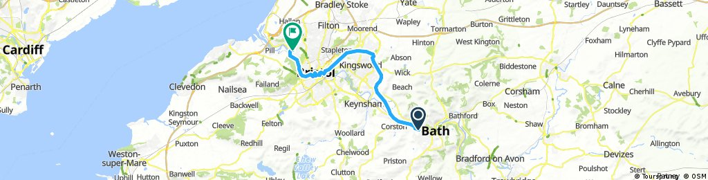 Bath to Bristol