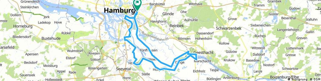 Horn Geesthacht Harburg Horn