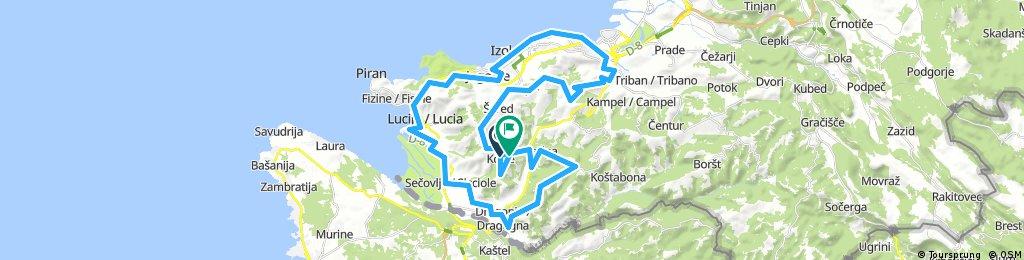 9. Maraton Po kantinah Slovenske Istre 2017