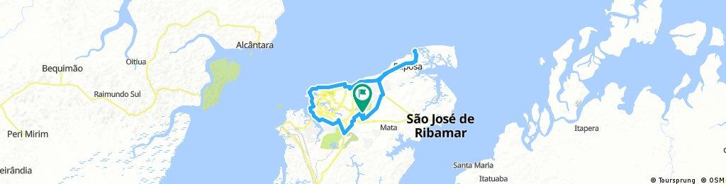 Pedal Camping Treino [79 km] São Luís