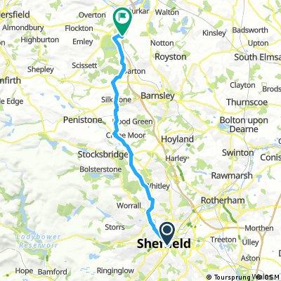 Sheffield - Woolley Edge