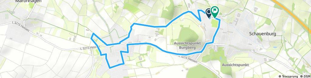 hoof-route