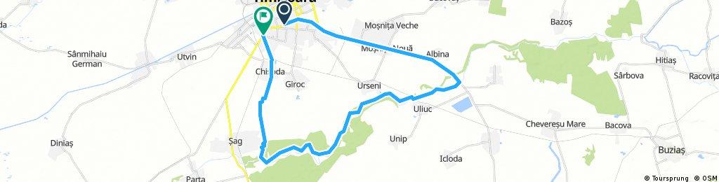 Timisoara-Albina-Sag-Chisoda-Timisoara