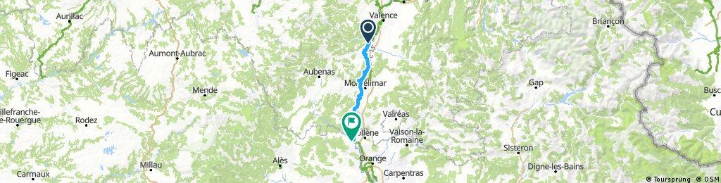La Voulte- Pont-Saint-Esprit