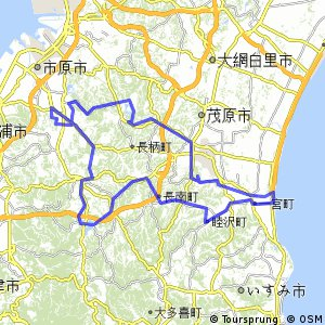 Cycling Routes And Bike Maps In And Around Ichihara Bikemap - Ichihara map