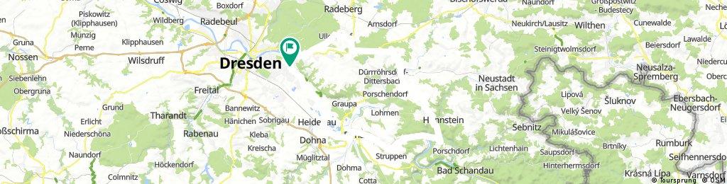 Dresden-Rathen-Hochland-Dresden