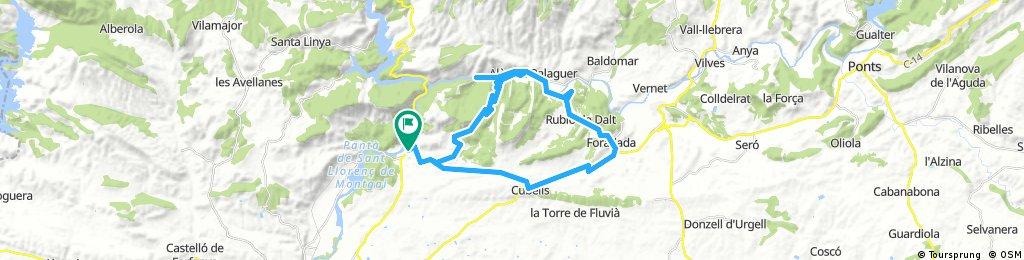 Volta Serra Carbonera