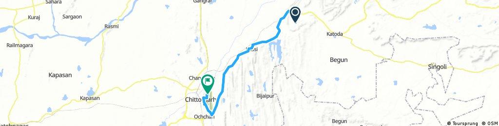 Lake Nagarharh - Chittorgarh