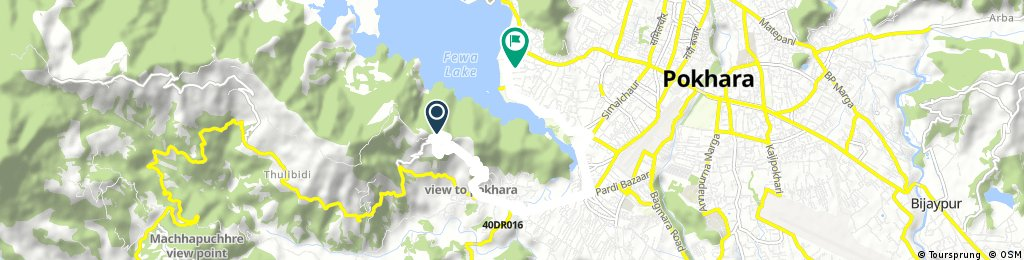 Short bike tour from 2 October, 15:12