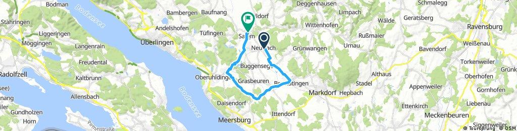 Bermatingen- Baitenhausen- Stefansfeld