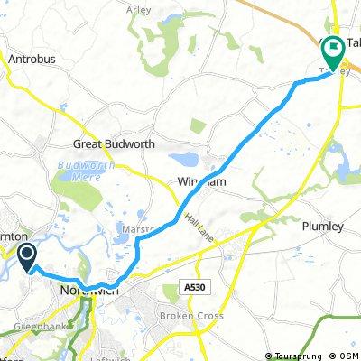 Hale Route