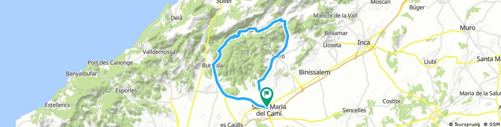 Santa Marai del Cami - Orient - Bunyola - Santa Marai del Cami_1
